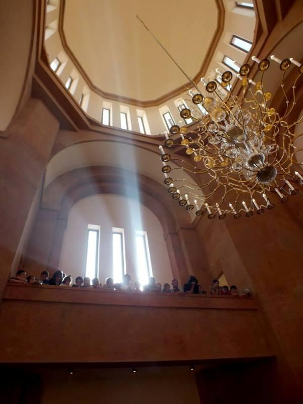 Սևանի նորակառույց Սրբոց Հրեշտակապետաց եկեղեցին