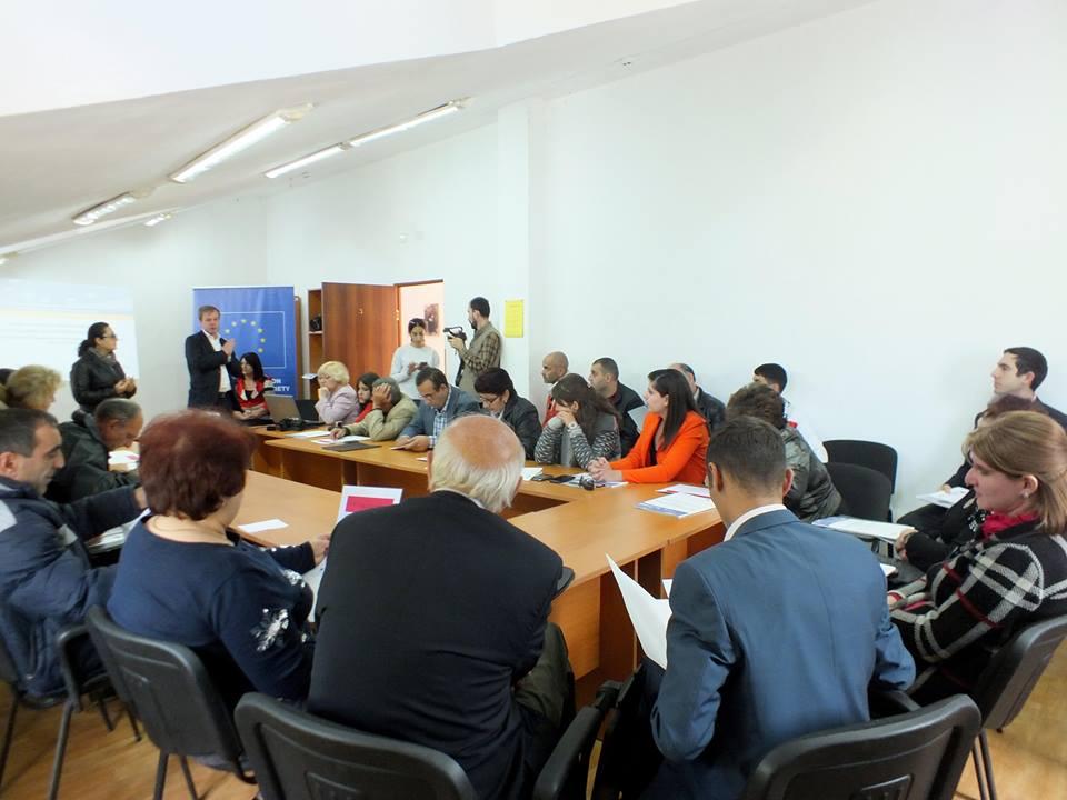 Հայաստանի սոցիալական ձեռնարկությունների ասոցացիայի մարզային շրջայցեր