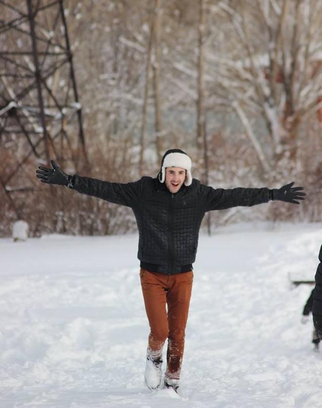Ձմեռը միայն մրսելու համար չէ