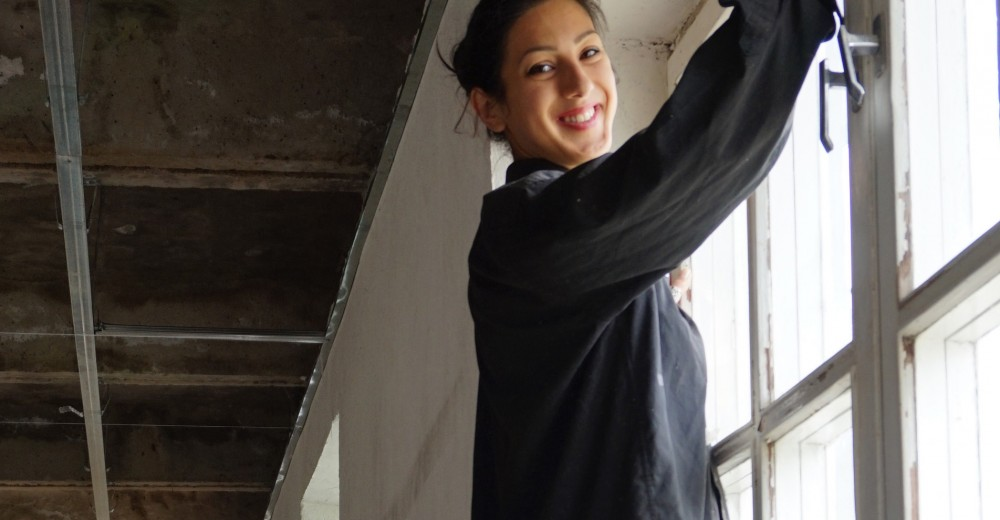 Քաղաքիս լուսավոր դեմքերը. Սոնա Մուրադյան