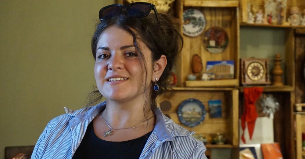 Քաղաքիս լուսավոր դեմքերը. Ռոզալի Գասպարյան